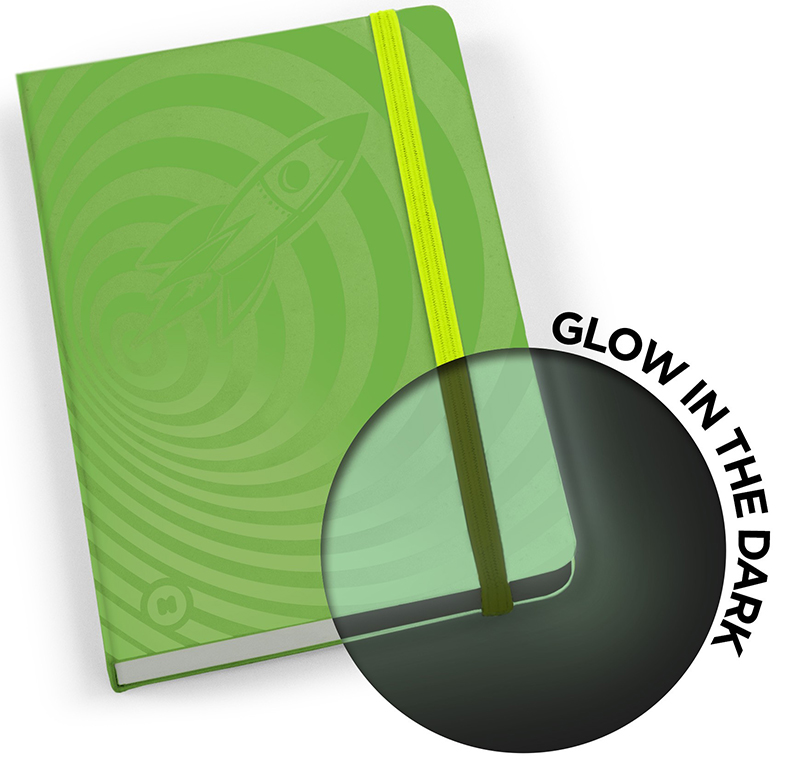 just mustard glowbook rocket green bureau just mustard boutique montres leurs. Black Bedroom Furniture Sets. Home Design Ideas