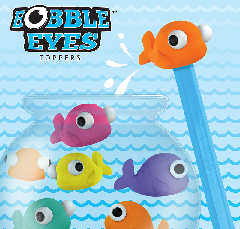 Bobble Eyes Gommes