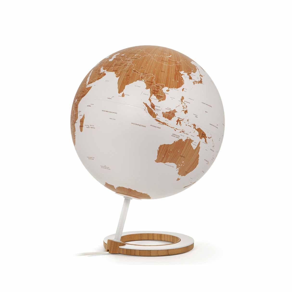 Bamboo Globe New World