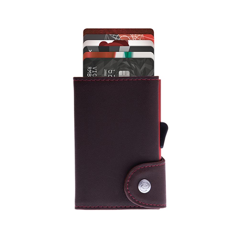 Porte-cartes cuir RFID Prestige Auburn Porte-cartes Cuir prestige Auburn
